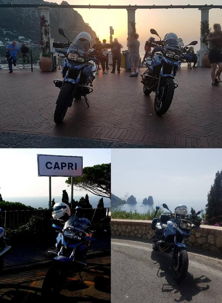 Photo of Capri. Al via la stagione estiva, rafforzati i controlli della Polizia
