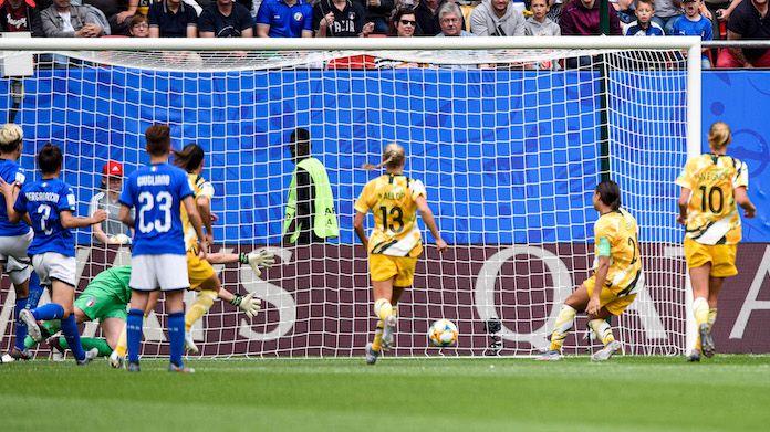 Photo of Mondiale Femminile, che cuore l'Italia: esordio vincente, Australia battuta 2-1