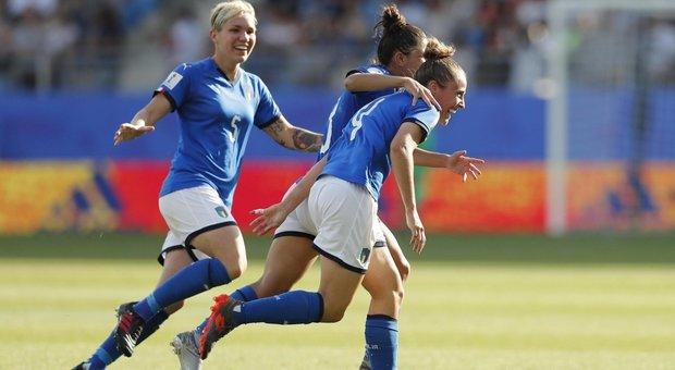 Photo of Mondiali Femminili, l'Italia vola ai Quarti: battuta la Cina, il sogno continua