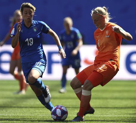 Photo of Mondiali Femminili, l'Italia si arrende all'Olanda: grazie lo stesso ragazze!