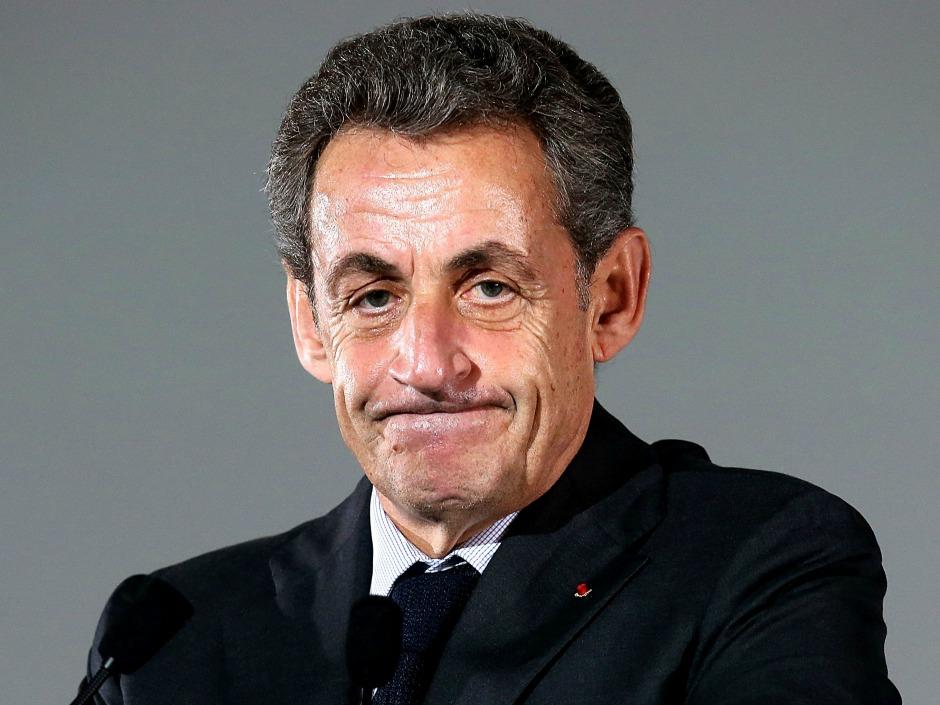 Photo of Nicolas Sarkozy accusato di corruzione di un magistrato