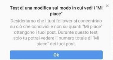 Photo of Instagram. Dal social potrebbero sparire i like, ecco il test lanciato anche in Italia