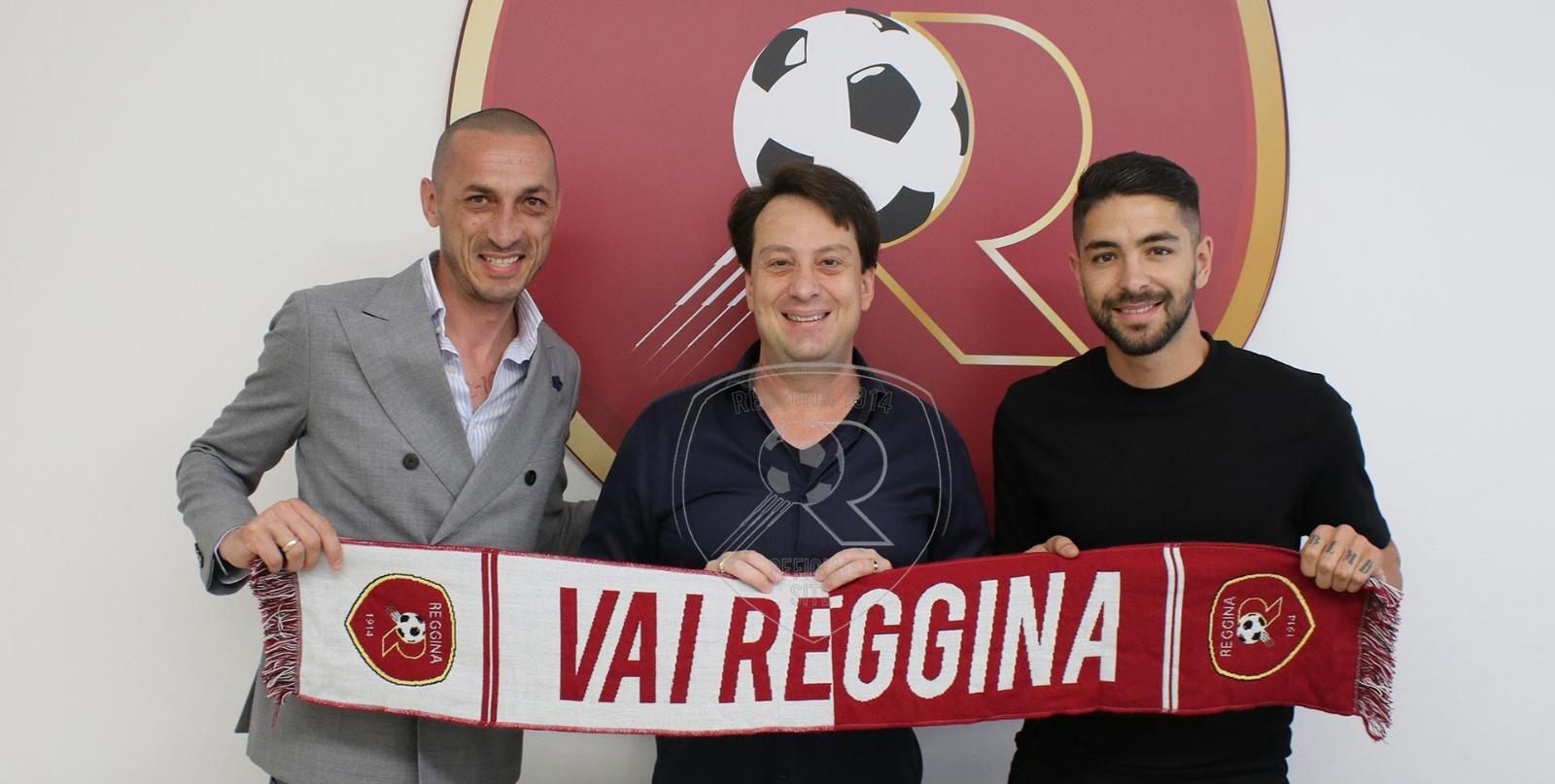 Photo of Reggina. Sounas è ufficialmente un calciatore amaranto