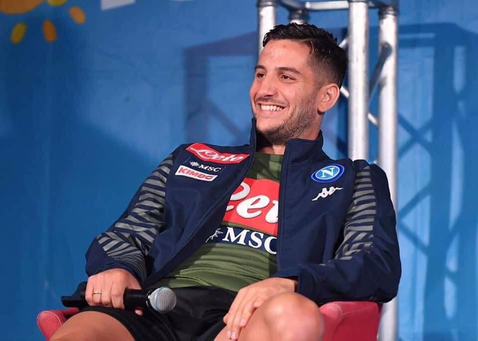 "Photo of Napoli, Manolas lancia la sfida alla Juventus: ""Sono qui per vincere"""