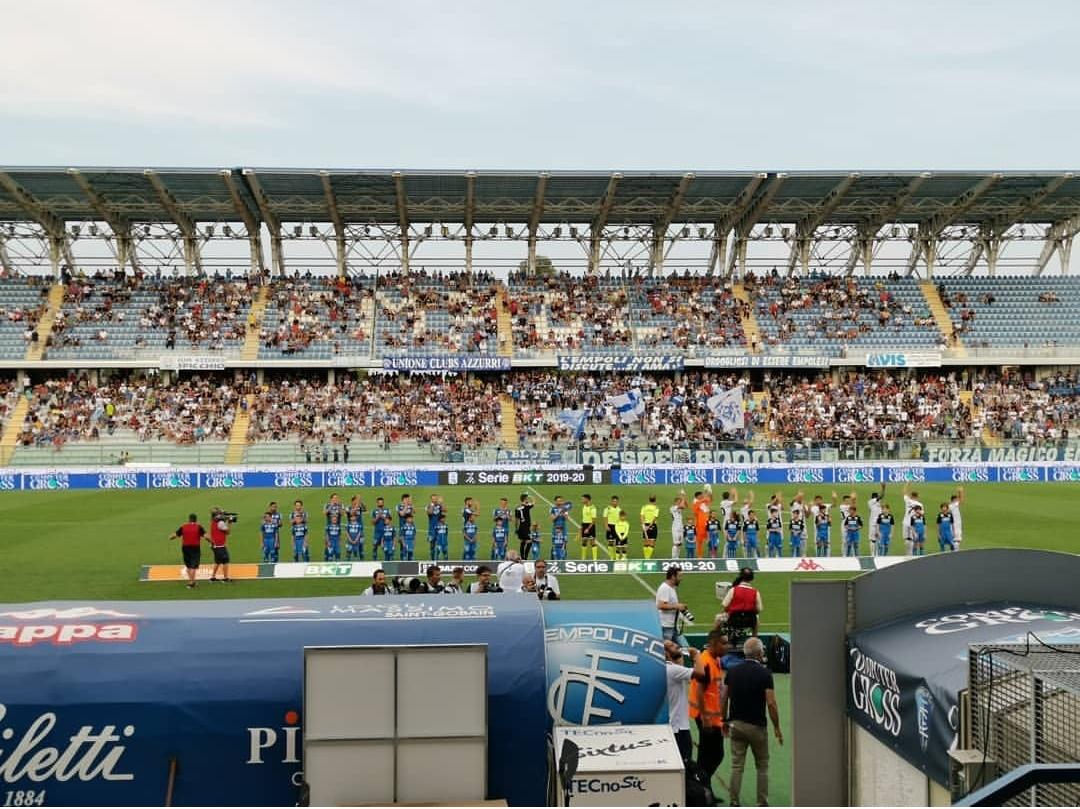 Photo of La Juve Stabia perde ad Empoli, ma è un rigore inesistente a condannare le Vespe