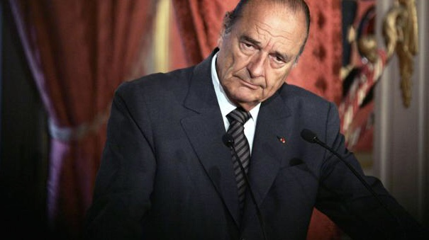 Photo of Francia, si è spento Jacques Chirac, ex presidente della Repubblica