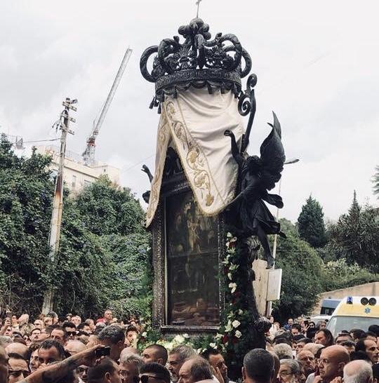 Photo of Reggio Calabria, oltre 50mila presenti alla processione cittadina della Madonna della Consolazione