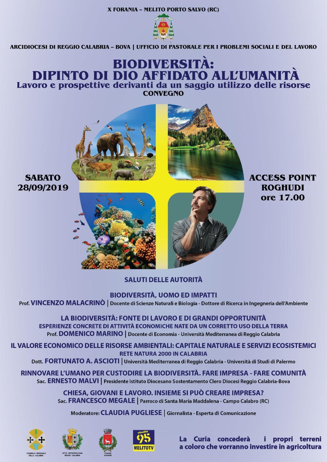 Photo of Reggio Calabria, si terrà a Roghudi il convegno sulle biodiversità