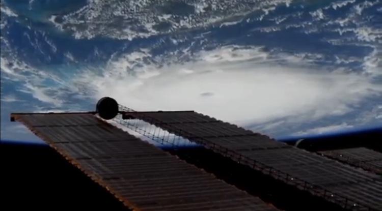 Photo of La Stazione Spaziale riprende l'Uragano Dorian, le immagini mettono i brividi (VIDEO)