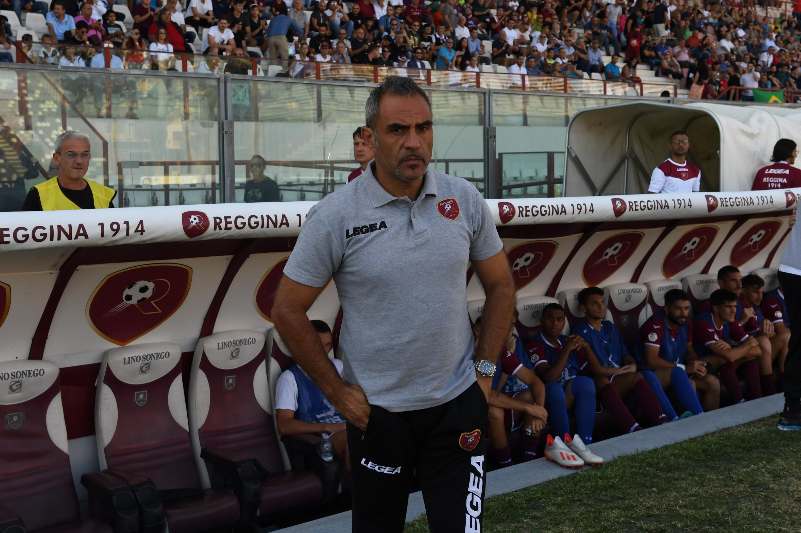 Photo of S. Leonzio-Reggina: i convocati di Toscano