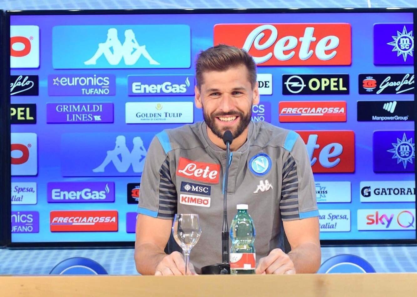 """Photo of Napoli, Llorente si presenta: """"Dobbiamo credere allo scudetto ma senza pressione, darò il cuore per questa maglia"""""""