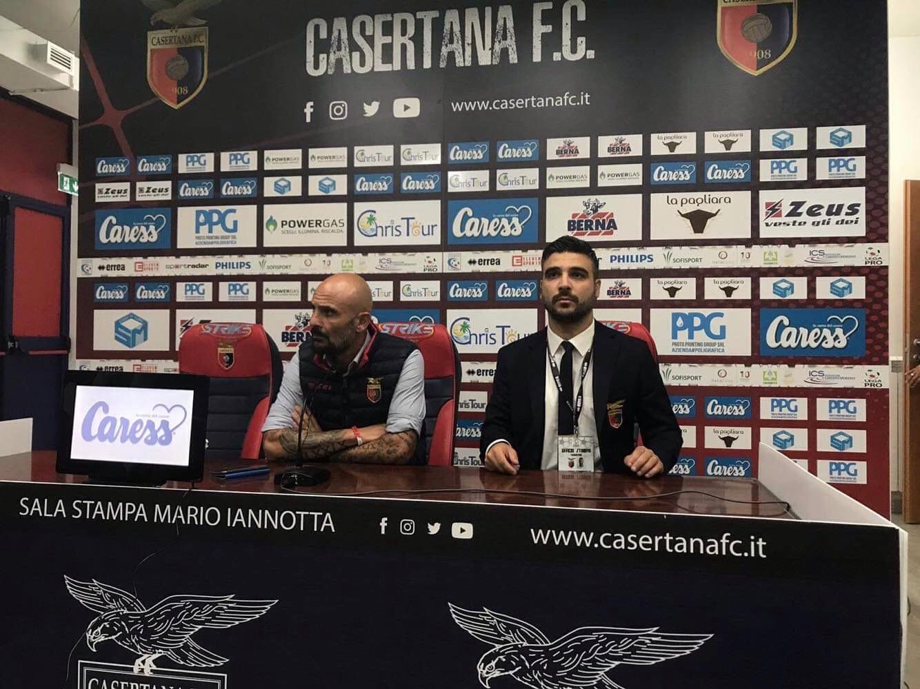 "Photo of Casertana, Ginestra: ""Cerchiamo riscatto contro la Sicula, D'Angelo assente, Floro Flores torna martedì"""