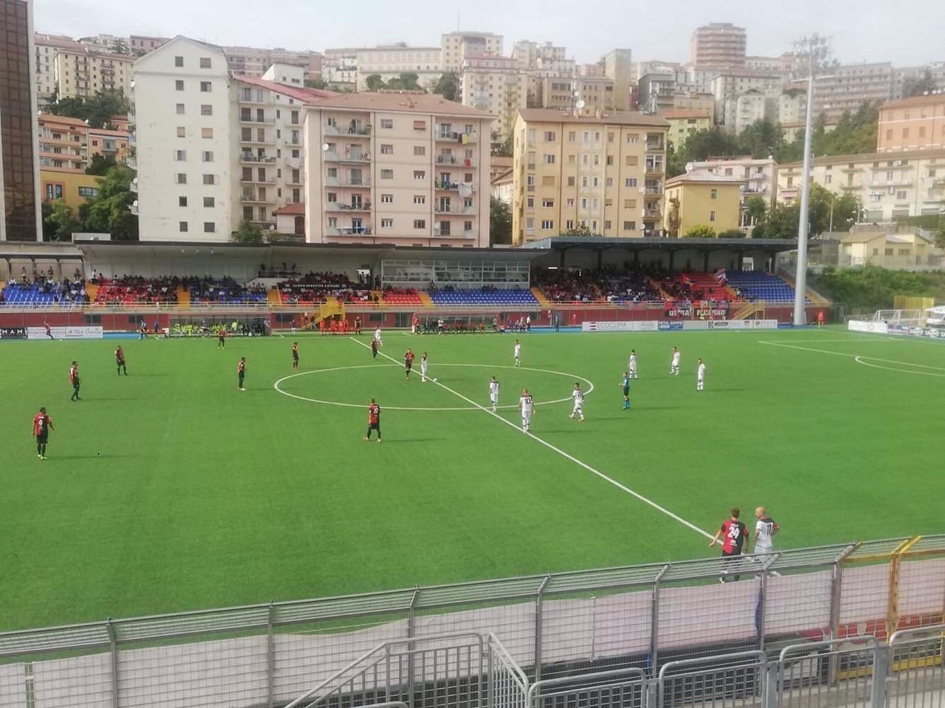 Photo of La Casertana si fa raggiungere nel finale, contro il Picerno finisce in pareggio