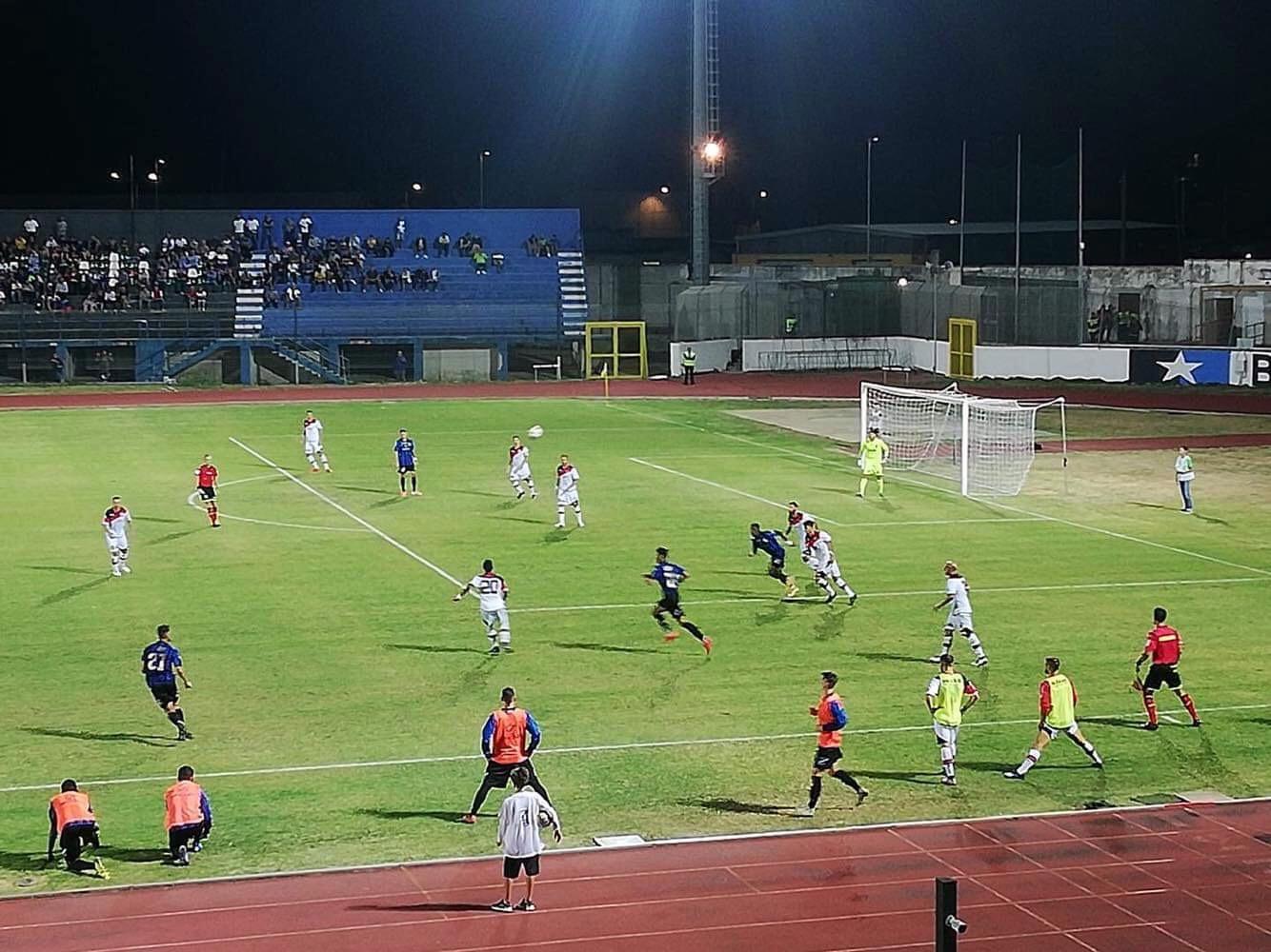 Photo of Casertana, altro pareggio in trasferta contro il Bisceglie: palo e gol annullati negano la vittoria ai Falchi