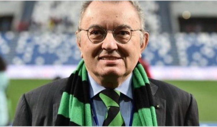 Photo of Lutto nel calcio italiano, si è spento il presidente del Sassuolo Giorgio Squinzi