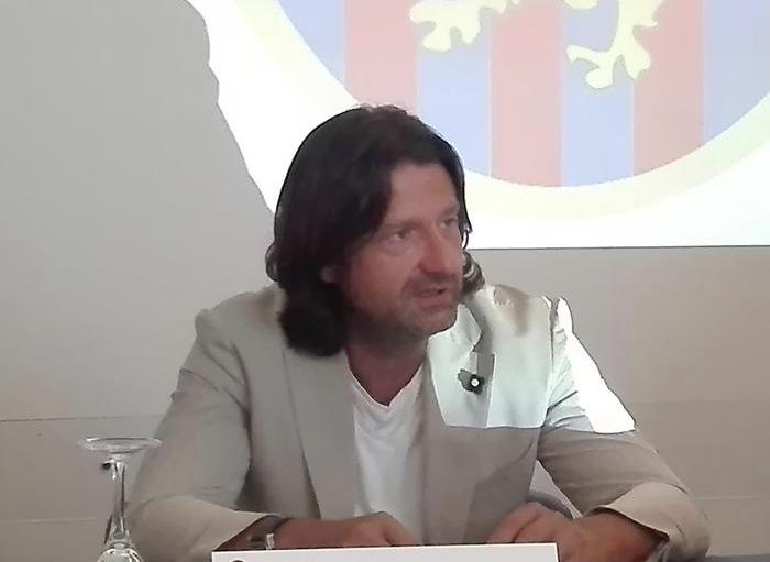 """Photo of Potenza, Caiata: """"Noto ha dato lezioni di stile, un applauso a Catanzaro"""""""