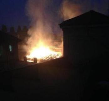 Photo of Torino, in fiamme la Cavallerizza Reale: aperte le indagini