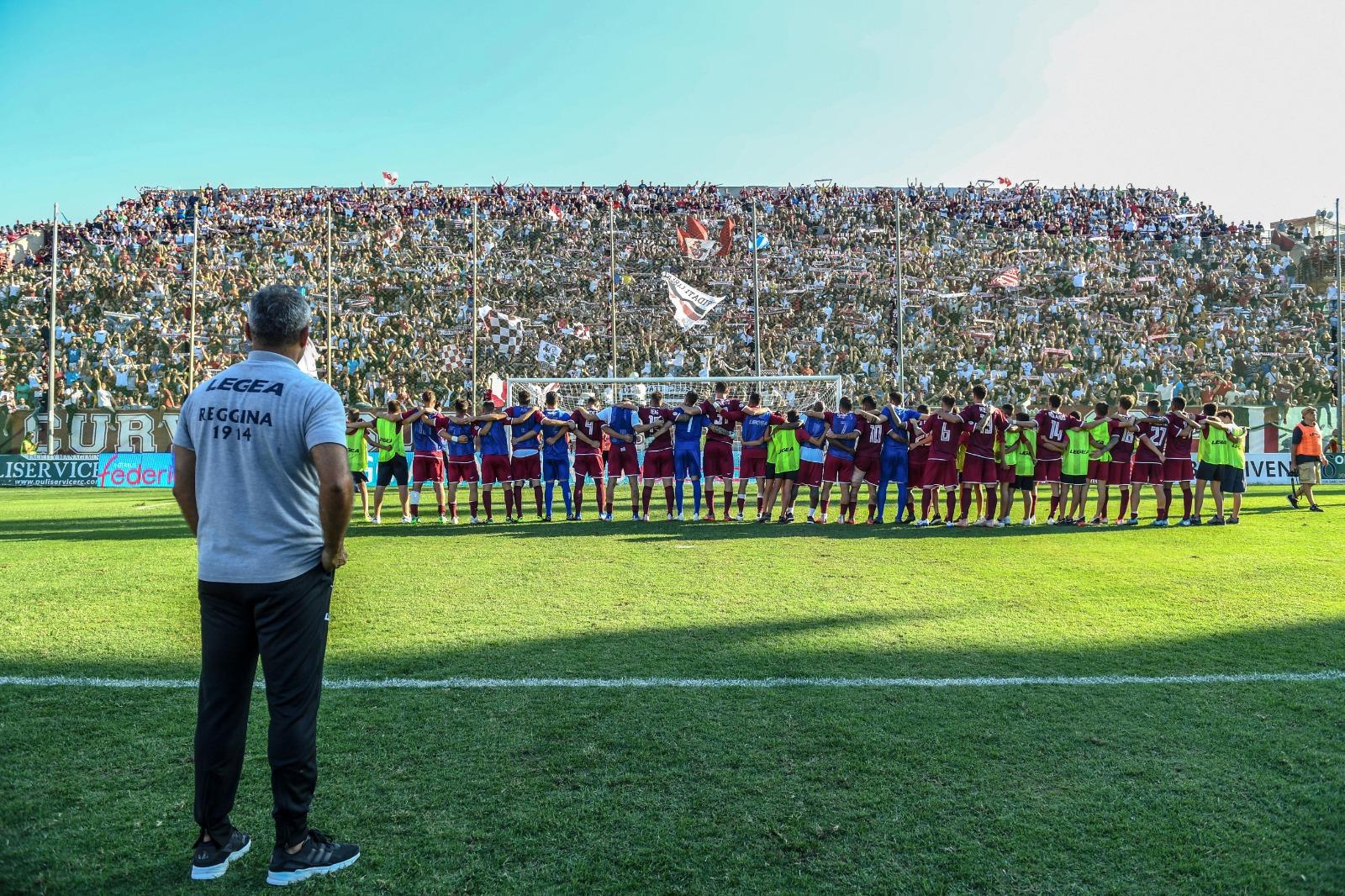 Photo of Reggina sei Bellissima! Gli amaranto promossi ufficialmente in Serie B