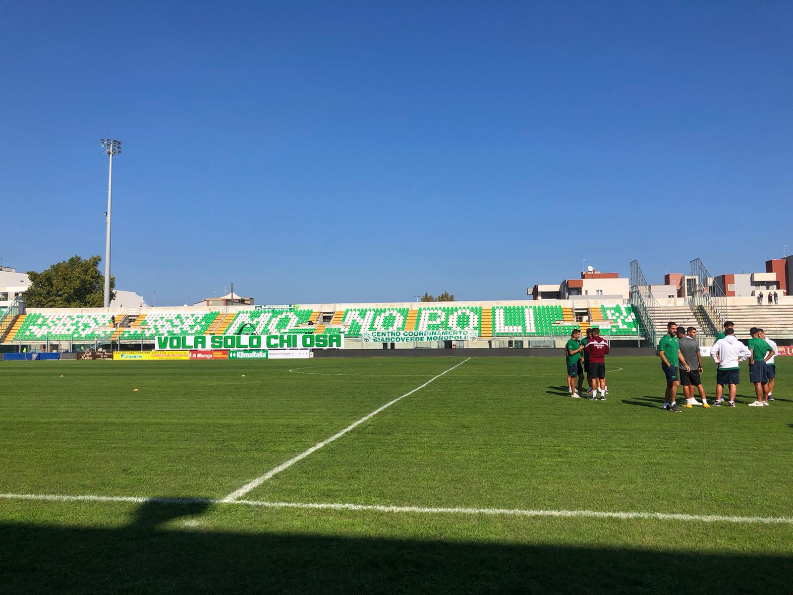 Photo of Monopoli-Reggina, le formazioni ufficiali: Toscano schiera Denis dal primo minuto