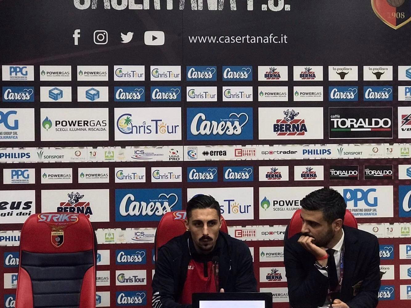 """Photo of Casertana, Rainone: """"Risultato bugiardo, gli arbitri possono sbagliare"""""""