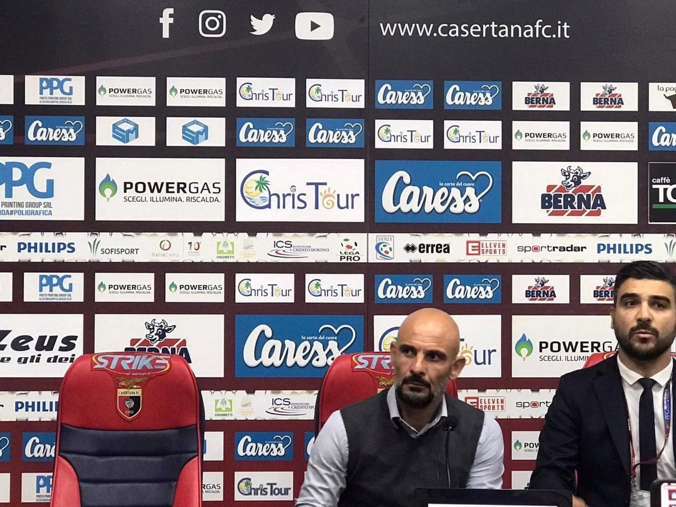 "Photo of Casertana, Ginestra: ""Castaldo e Rainone assenze considerevoli ma fiducia ai giovani, Monopoli avversario forte"""
