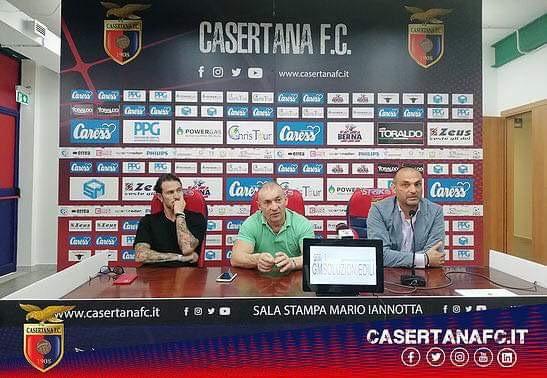 """Photo of Casertana, D'Agostino: """"Lo stadio per svoltare definitivamente"""", Violante: """"Diamo modo ai giovani di crescere e sbagliare"""""""