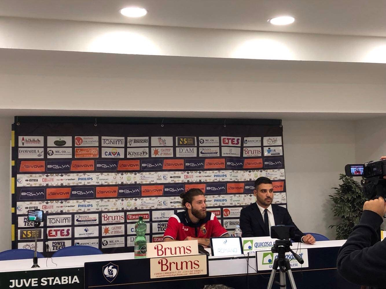 """Photo of Casertana, Caldore: """"Importante non subire gol, peccato non aver sbloccato il risultato col colpo di testa"""""""