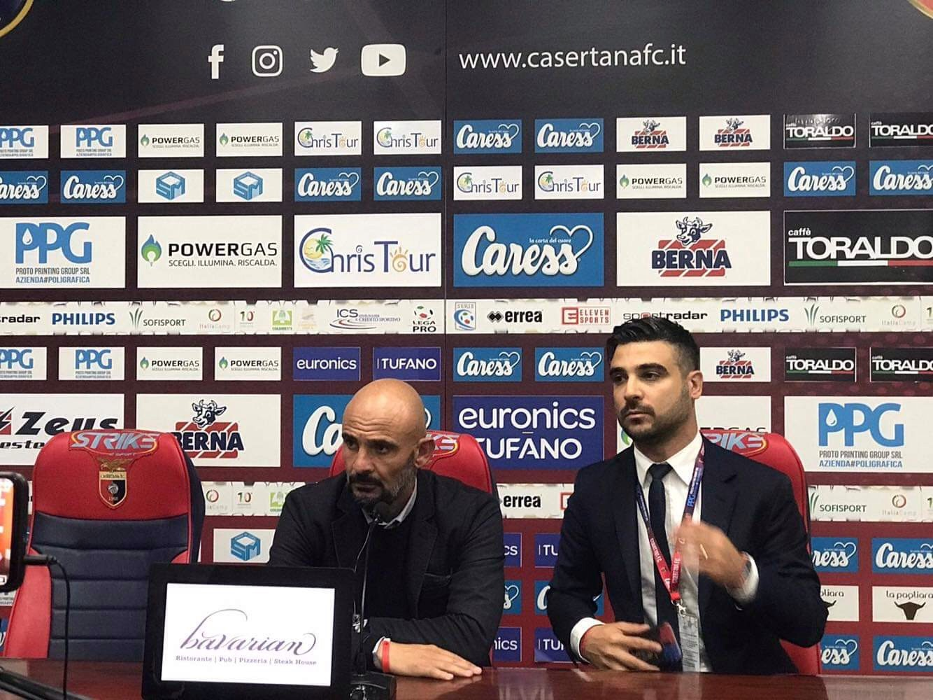 "Photo of Casertana, Ginestra: ""Bari squadra forte, ma con un pizzico di follia possiamo fare bene"""