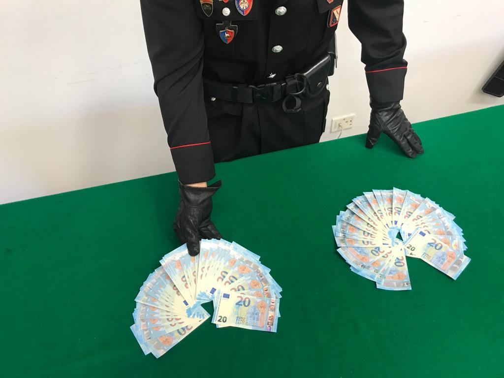 Photo of Gragnano. Migliaia di euro contraffatti nelle tasche: 18 enne arrestato dai Carabinieri
