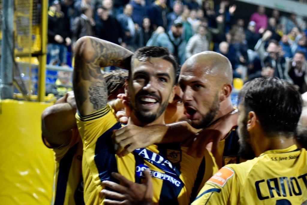 "Photo of Juve Stabia formato ""big"": 2-1 al Pescara"