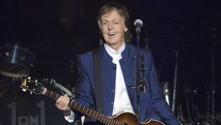 Photo of Paul McCartney torna in Italia: concerto a Napoli dopo 29 anni