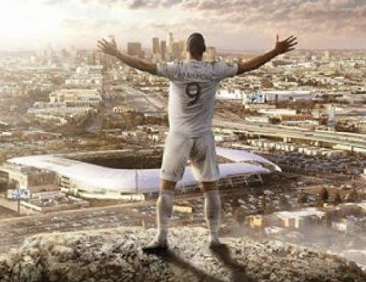 """Photo of Ibrahimovic saluta i Galaxy: """"La storia continua, ora tornate a guardare il baseball"""""""