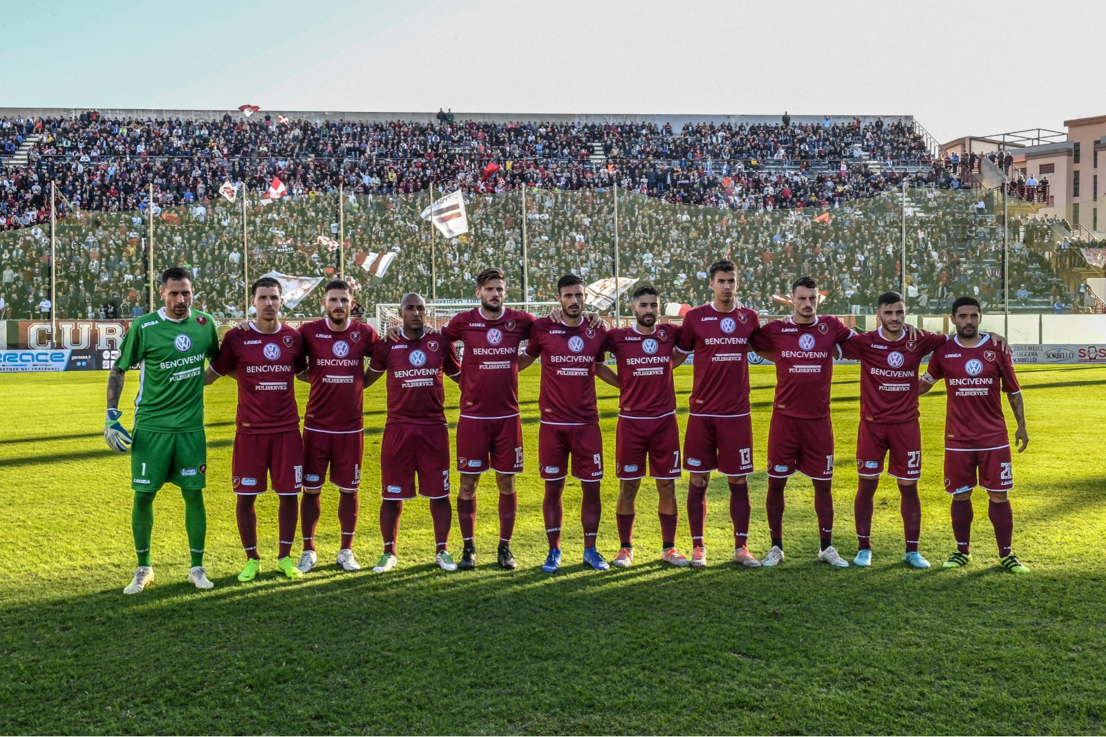 Photo of Reggina-V. Francavilla, i convocati di mister Toscano