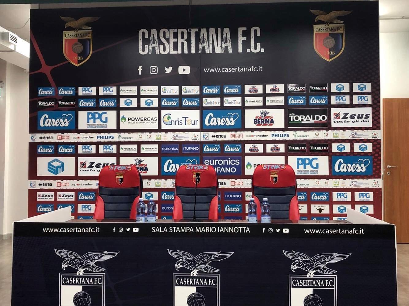 """Photo of Casertana, Ginestra: """"Partita di grande livello, paghiamo l'inesperienza. Siamo a buon punto per i nostri obiettivi"""""""