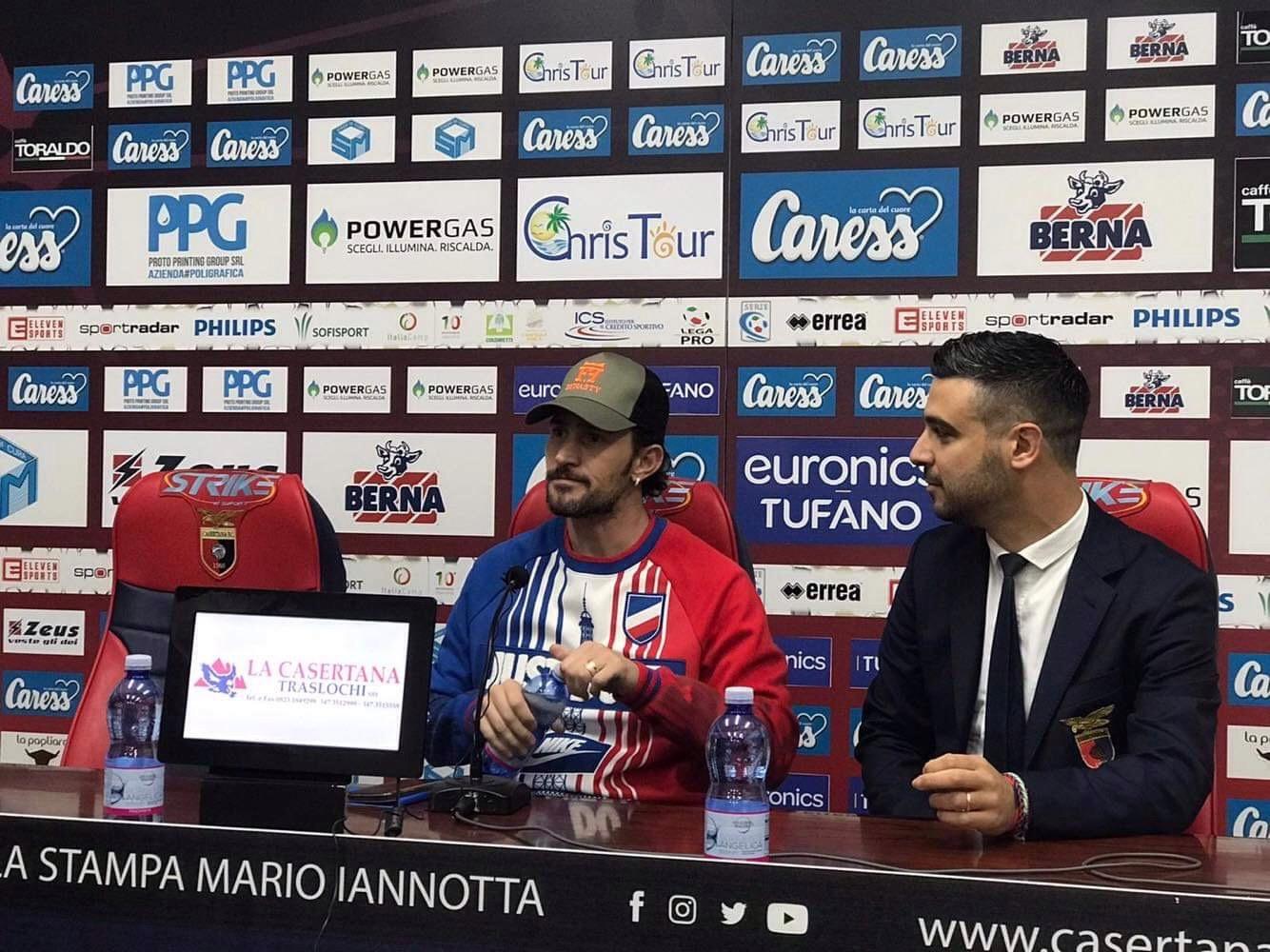 """Photo of Casertana, Floro Flores: """"Più contento di essere tornato a giocare anziché il gol, felice dell'affetto dei tifosi"""""""