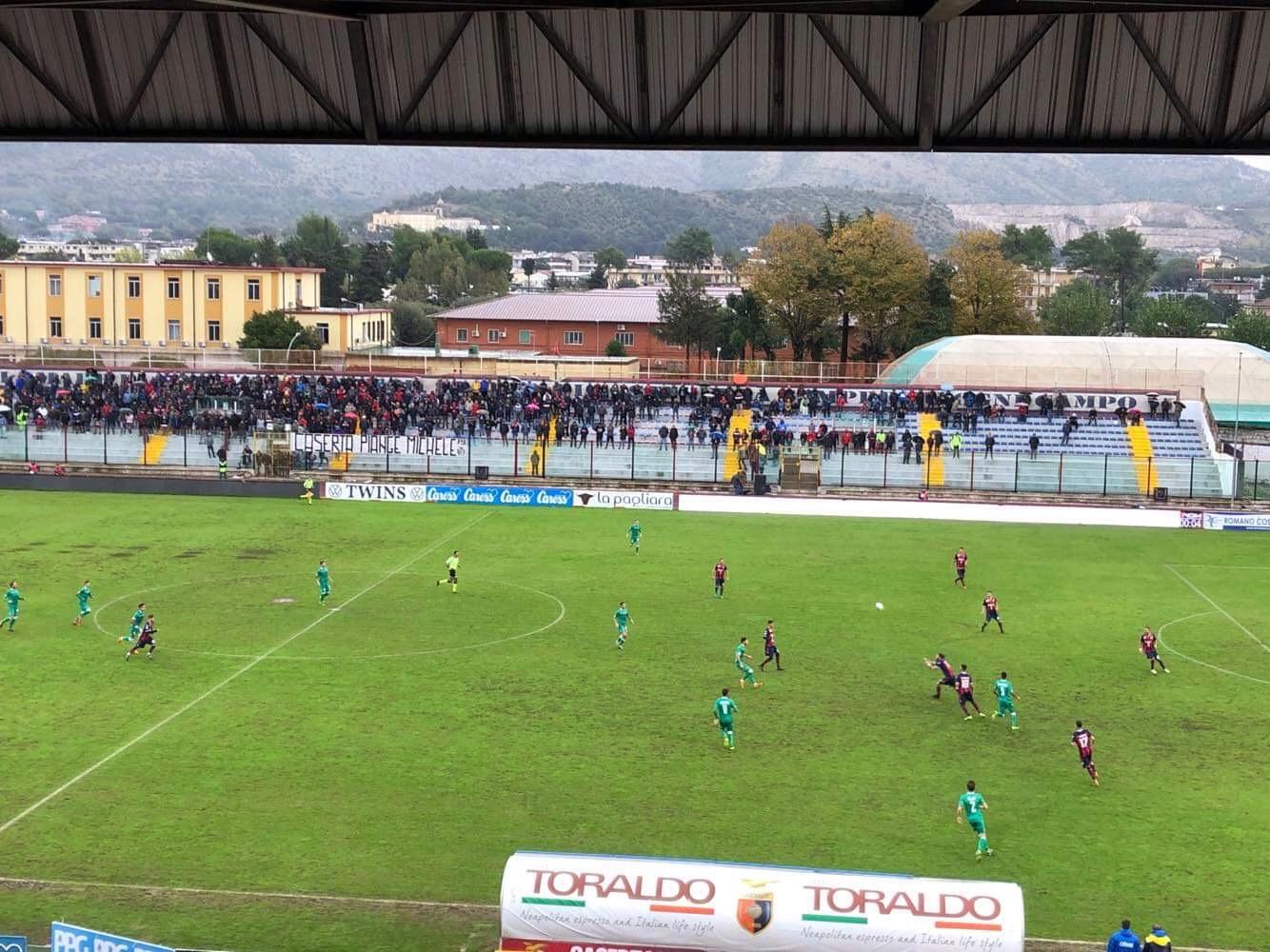 Photo of La Casertana torna alla vittoria nel derby contro l'Avellino: Starita e D'Angelo mettono i Lupi nei guai