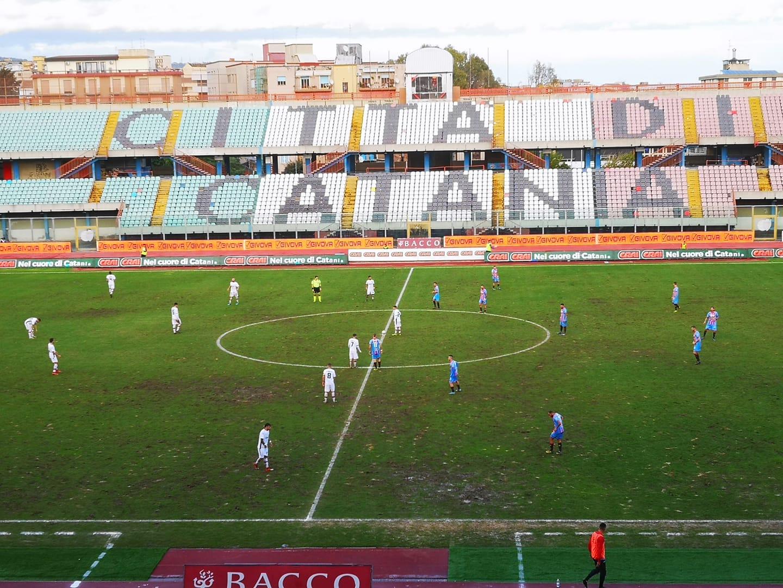 Photo of Casertana, nel silenzio del Massimino emerge un pareggio: col Catania è 1-1