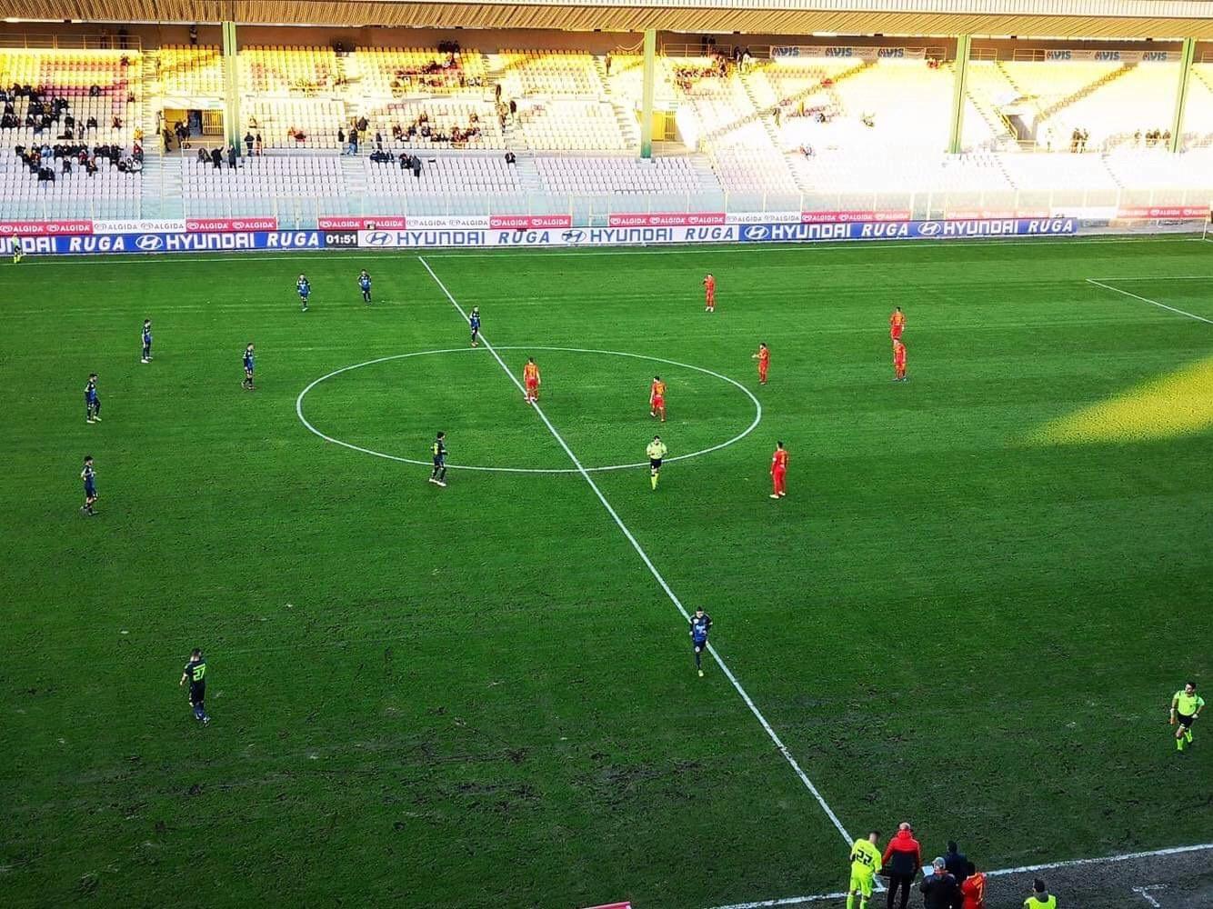 Photo of Casertana, il percorso in Coppa finisce qui. Passa il Catanzaro, rossoblu mai in partita