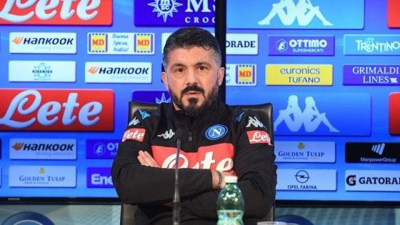 """Photo of Gennaro Gattuso sangue calabrese, il tecnico partenopeo in conferenza: """"Simu mura mura cu spitali"""""""