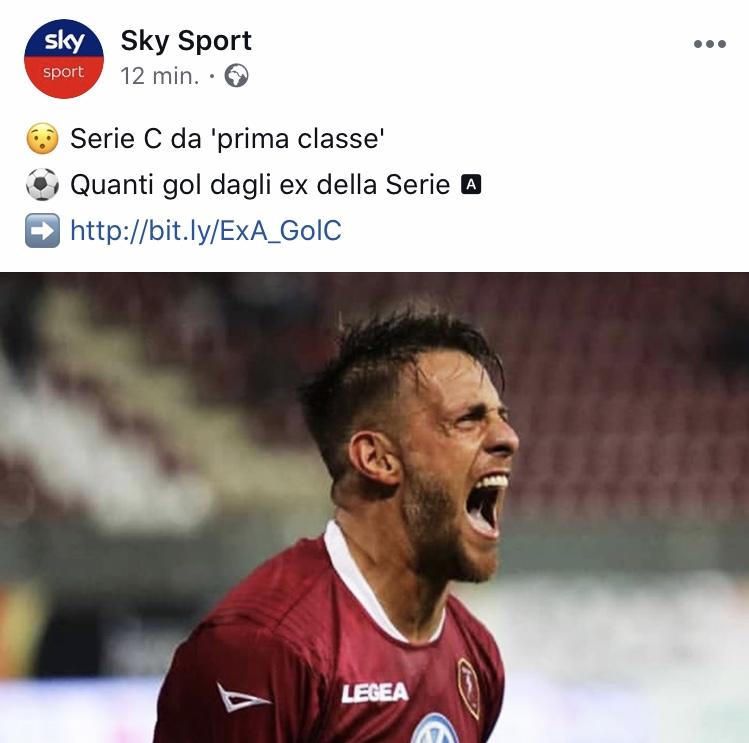 Photo of Reggina, Sky Sport torna a parlare degli amaranto