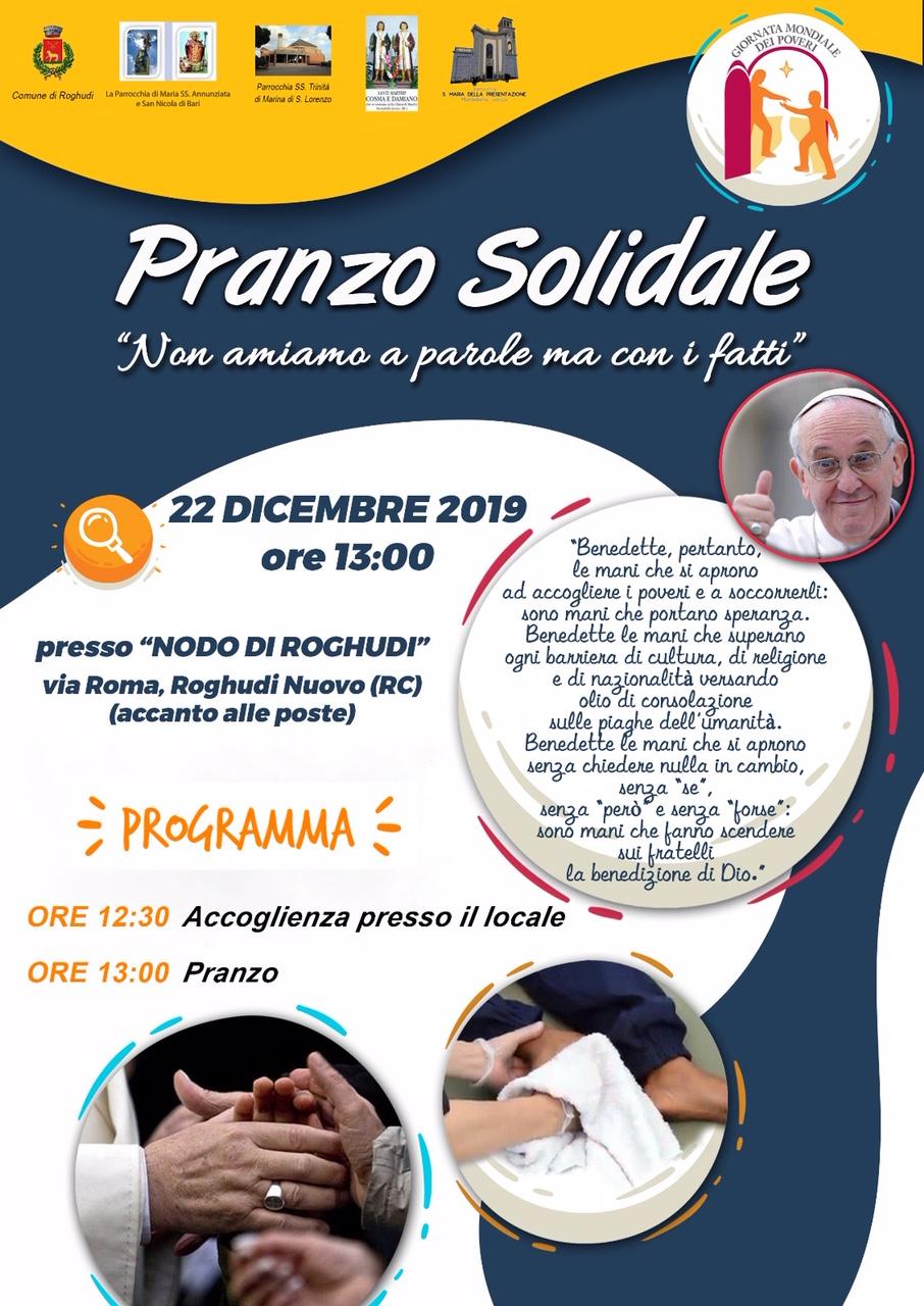Photo of Reggio Calabria, Roghudi festeggia il Natale con tante iniziative solidali