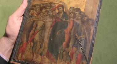 Photo of La Francia blocca l'esportazione del 'Cristo deriso', opera di Cimabue