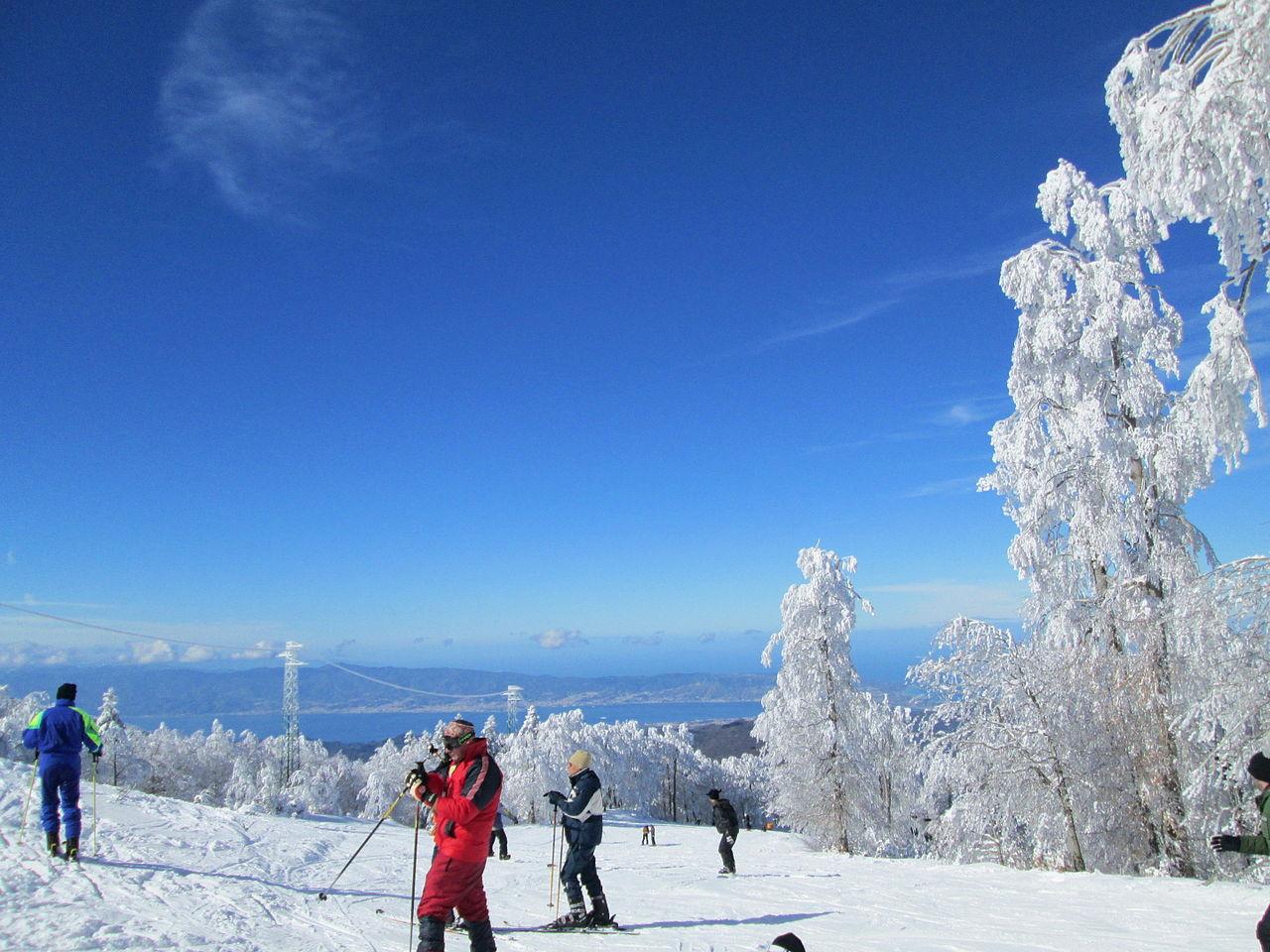 Photo of Gambarie d'Aspromonte, dove sciare ammirando il mare è realtà