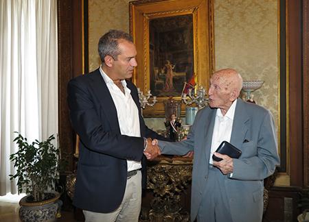 Photo of Massa di Somma, si è spento Gennaro Di Paola: contribuì a liberare la città dai nazifascisti