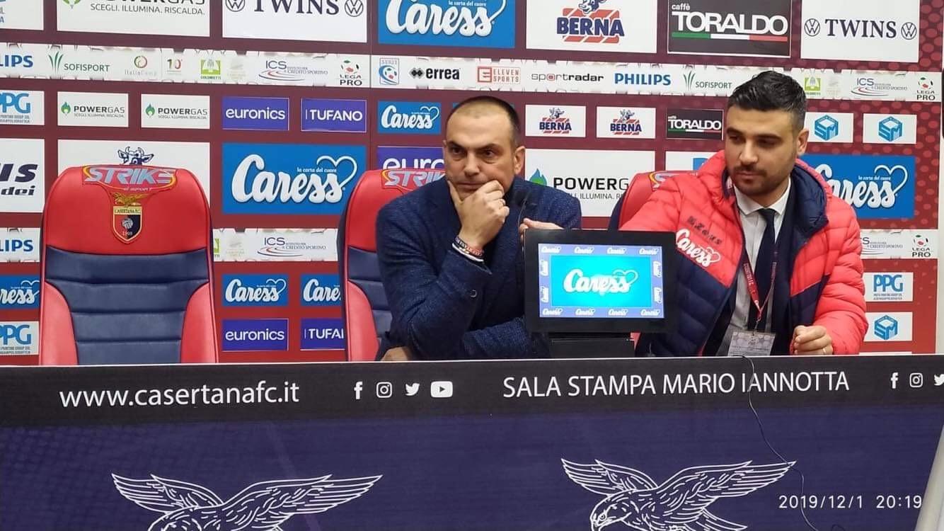 """Photo of Casertana, Violante: """"Chiediamo scusa alla proprietà e ai tifosi ma contestare D'Agostino è vergognoso"""""""