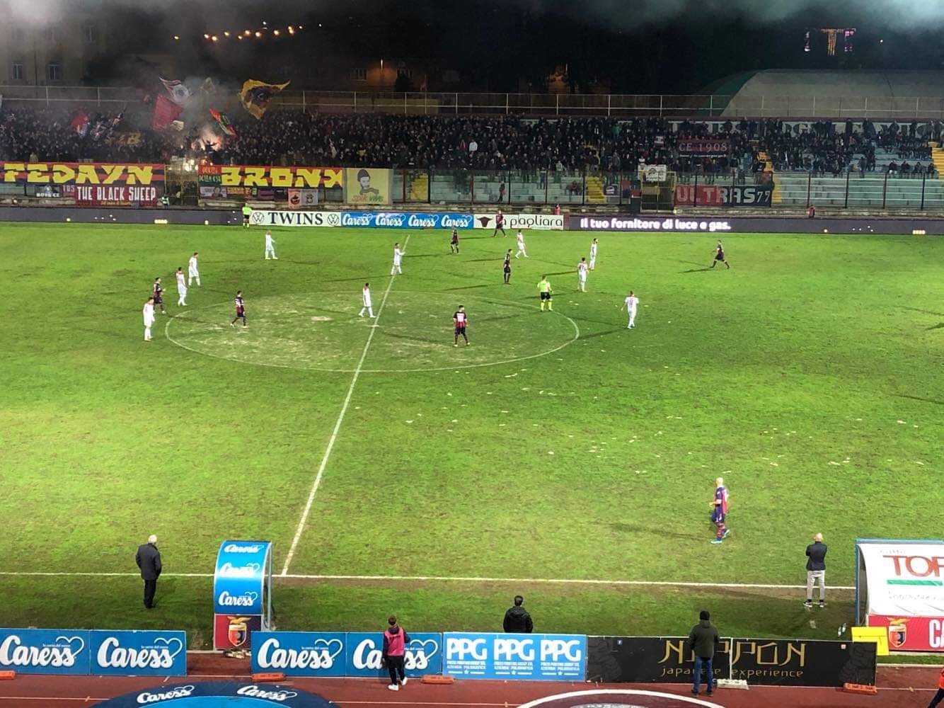 Photo of Troppo Bari per la Casertana, i galletti espugnano il Pinto per 3-0: partita super di Antenucci