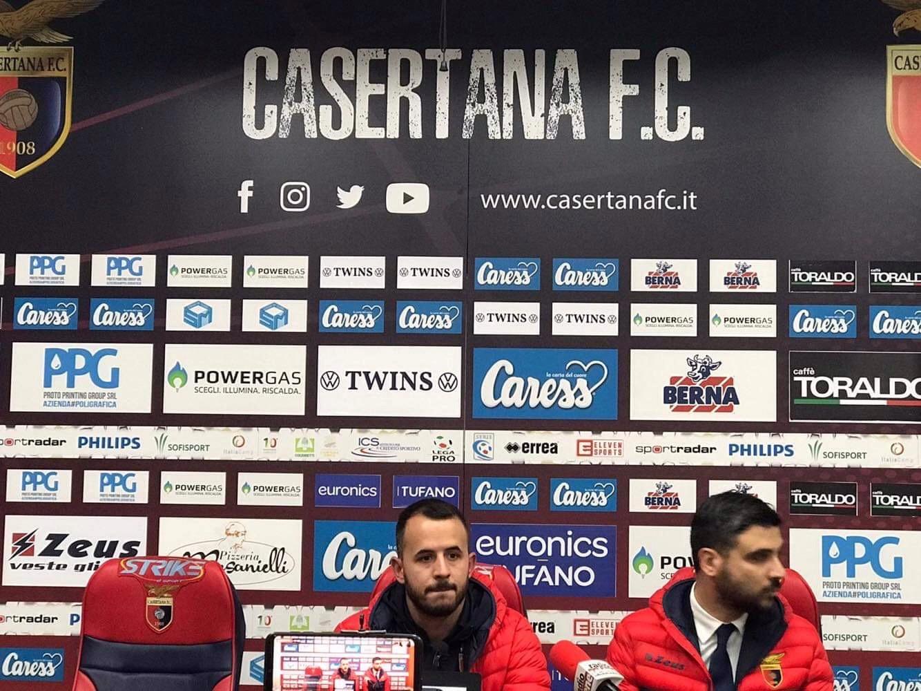 """Photo of Casertana, Silva: """"Ci siamo disuniti dopo il gol"""""""
