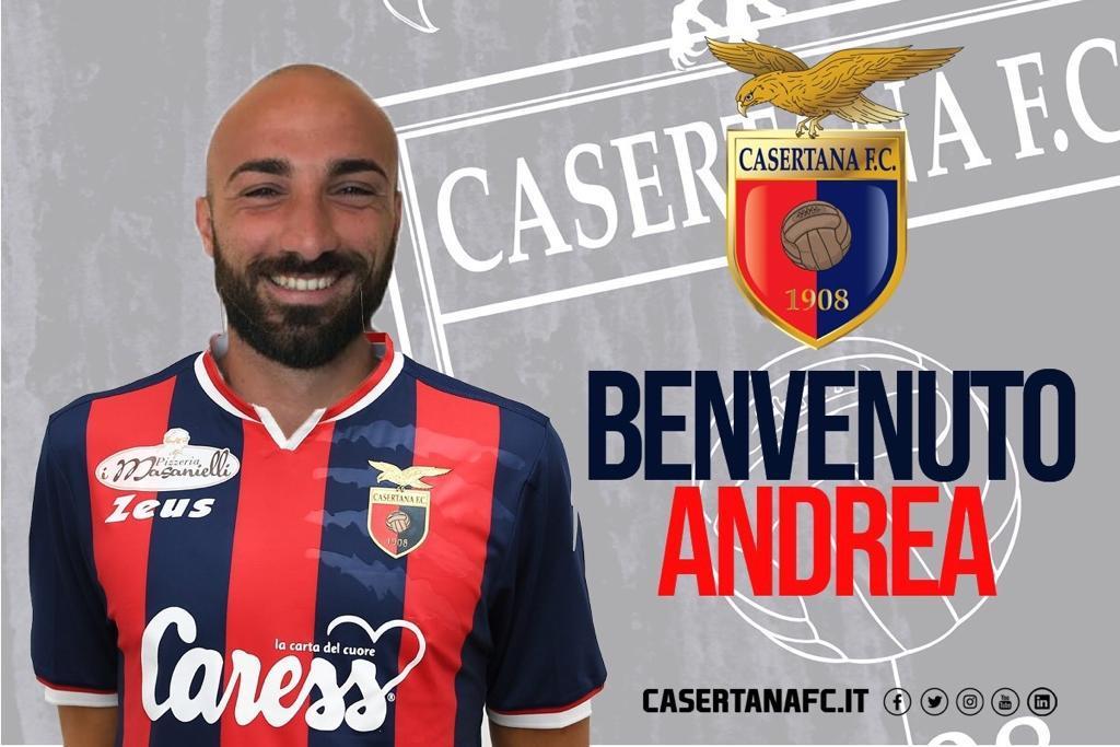 """Photo of La Casertana ingaggia il difensore Andrea Petta: """"Sono felicissimo, spero di ricambiare la fiducia"""""""