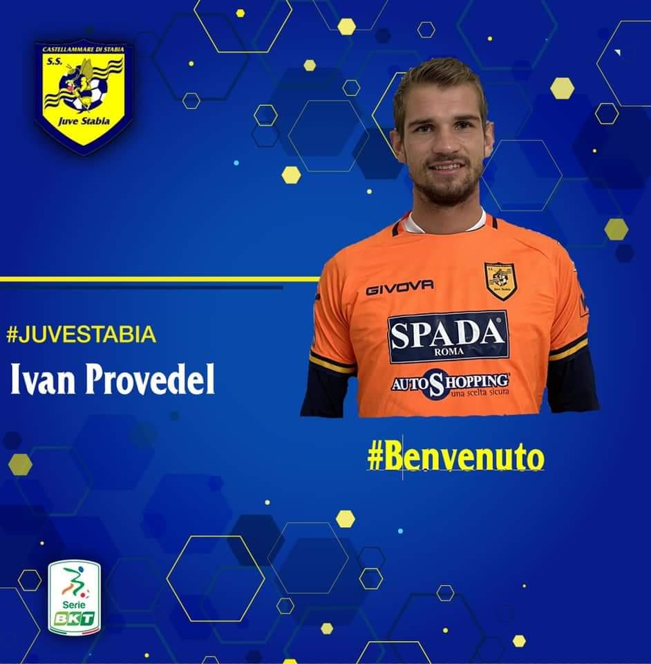 Photo of Juve Stabia, arriva Provedel, ai saluti Branduani