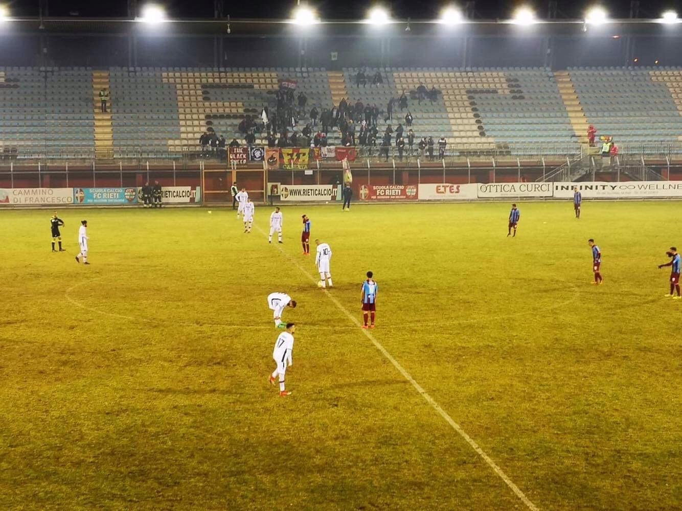 Photo of Il Rieti ribalta i pronostici e porta a casa i tre punti: Russo strappa i tre punti alla Casertana